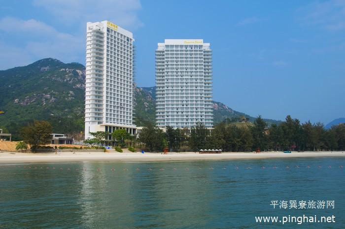 巽寮金海湾凤池岛度假酒店公寓