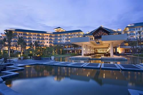 惠州金海湾喜来登度假酒店