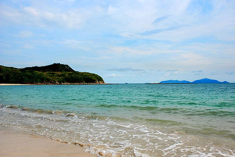 大亚湾,大甲岛,海鸥摄影之旅