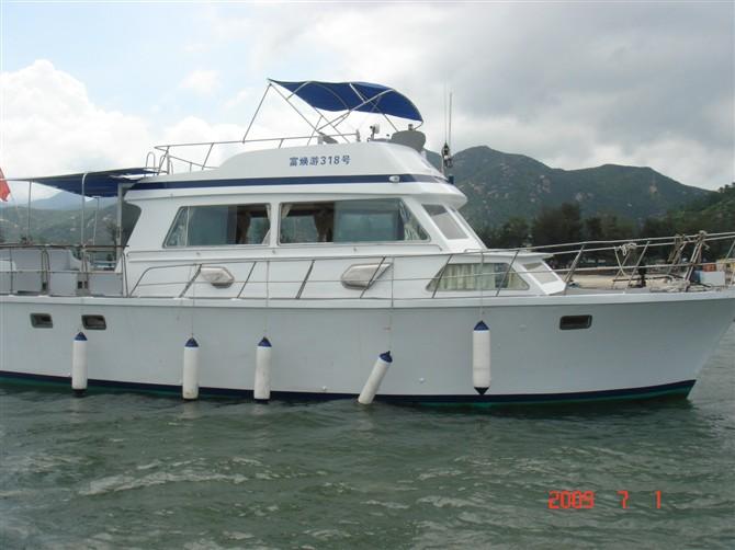 惠州巽寮湾海之星游艇:尊贵 私享