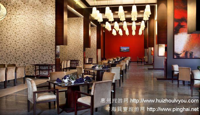 惠州金海湾嘉华度假酒店(巽寮湾五星级酒店)