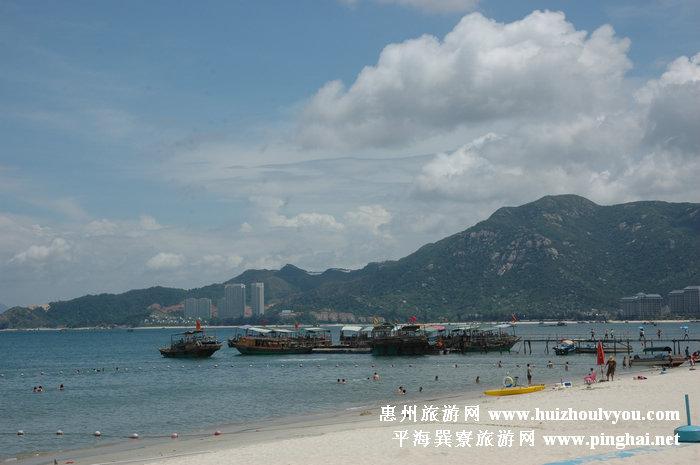 惠州巽寮湾海滨珍珠场度假村