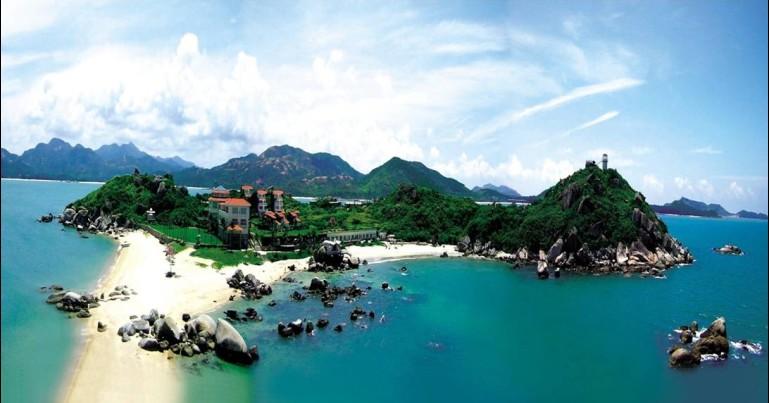 惠州巽寮三角洲岛度假村门票
