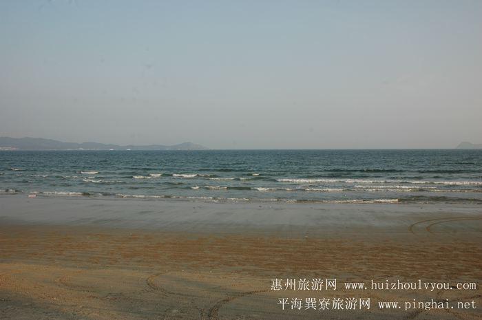 """小星山岛;周边有惠州著名景点""""三姐妹岛"""";另外有海湾独特"""