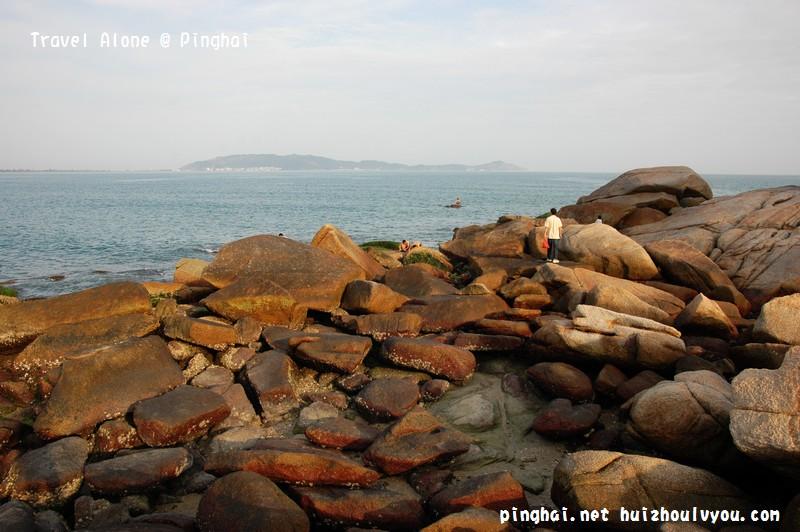 全国海龟自然保护区-海龟湾-双月湾(左)(港口东山海)