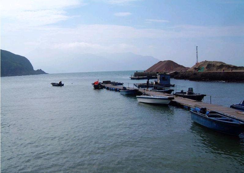 惠州三角洲岛,巽寮湾出海捕鱼,东江夜游两日游,惠州两
